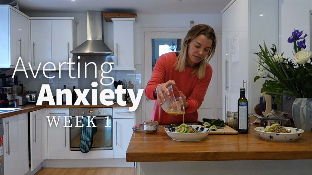Averting Anxiety week 1