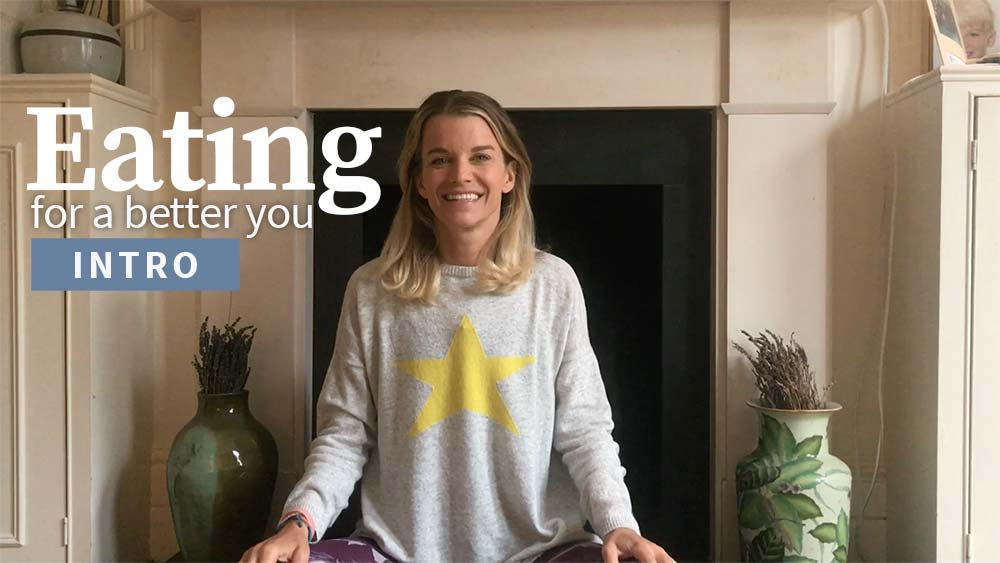 Eating for a Better You - intro