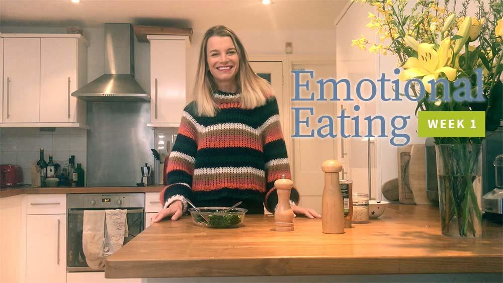Emotional Eating Week 1