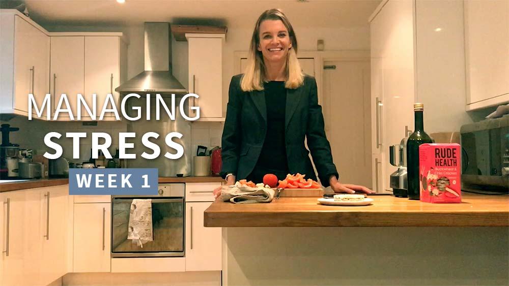 Managing Stress 2 - Week 1