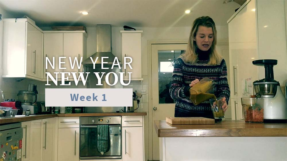 New Year New You Week 1