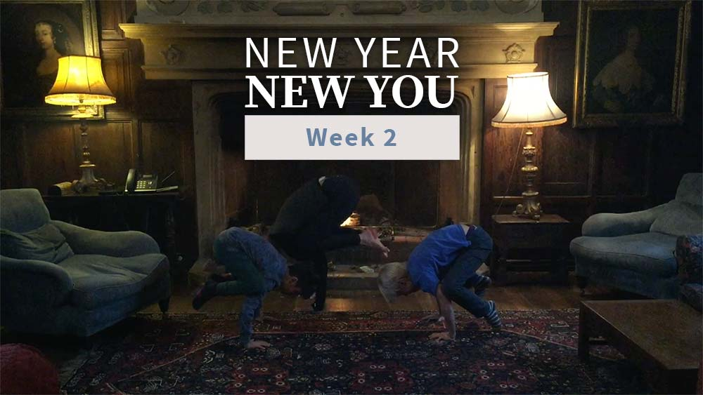 New Year New You Week 2
