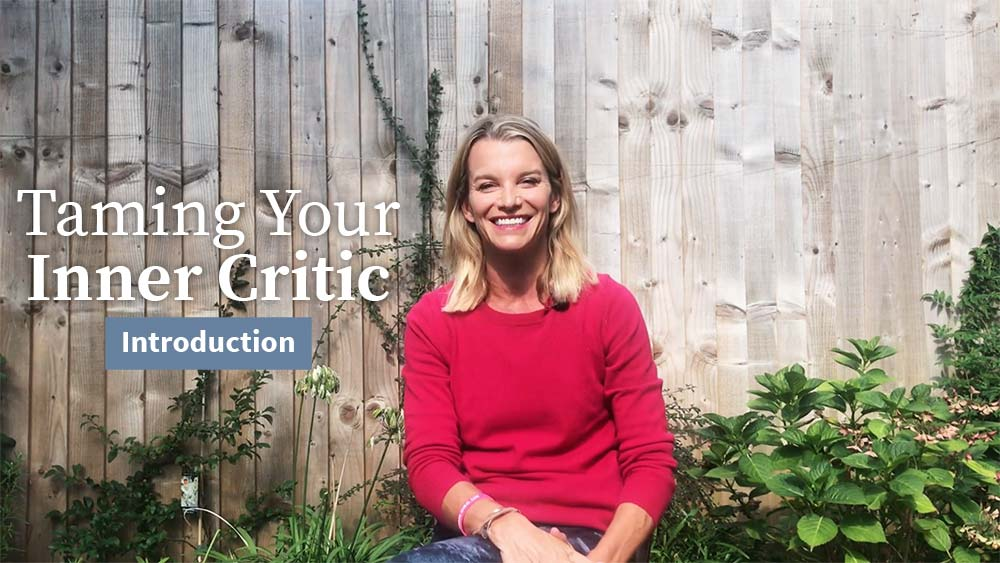 Taming Your Inner Critic Introduction