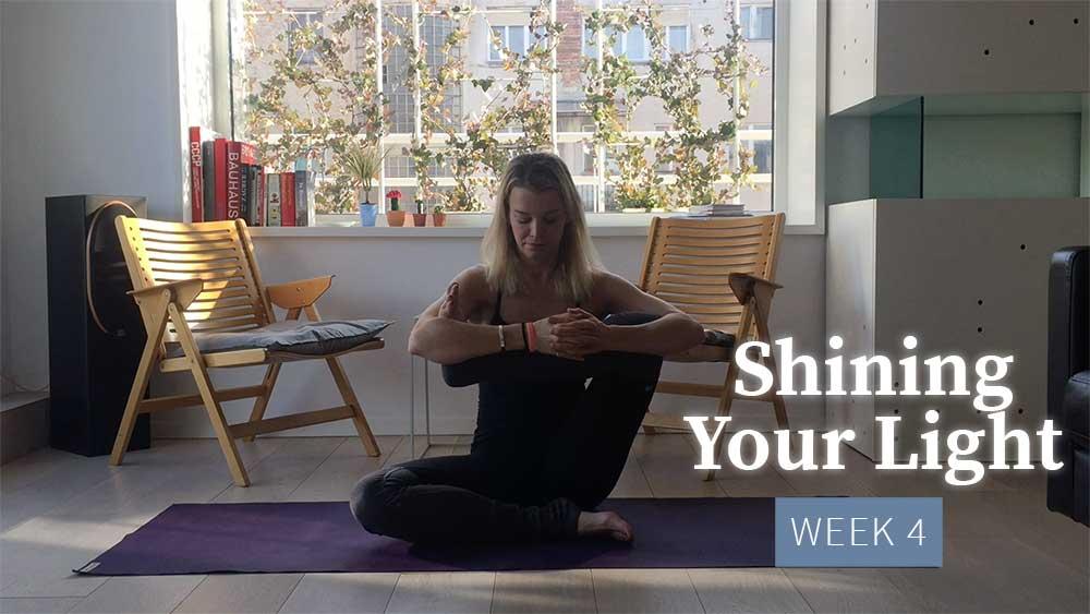 Shining Your Light - Week 4